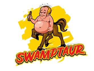 Swamptaur logo design by shere