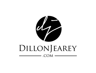 DillonJearey.com logo design