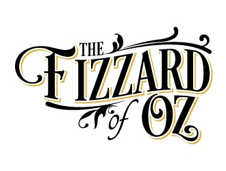 The Fizzard Of Oz logo design