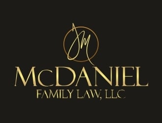McDaniel Family Law, LLC  logo design
