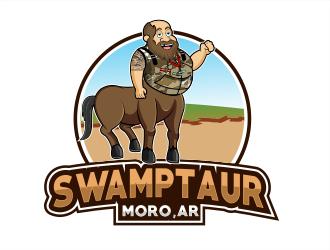 Swamptaur logo design by evdesign