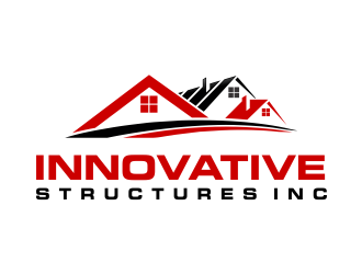 Innovative Structures Inc.  logo design