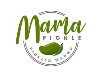 Mama Pickle logo design