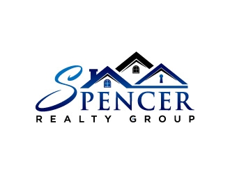 Spencer Realty Group logo design
