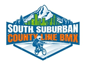 South Suburban Parks and Recreation logo design