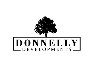 Donnelly Developments logo design