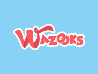 Wazooks logo design