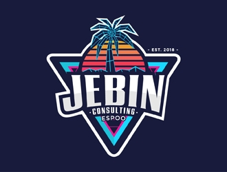 Jebin logo design winner