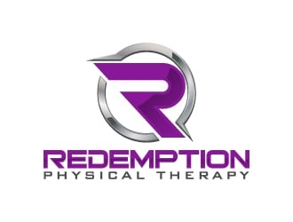 Redemption Physical Therapy  logo design