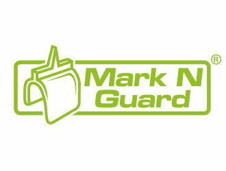 MarkN Guard logo design