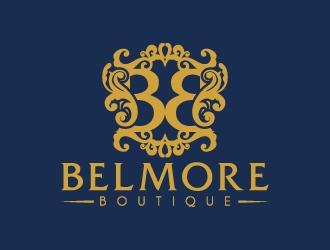 Belmore Boutique  logo design