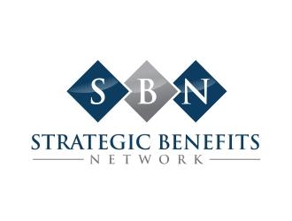 Strategic Benefits Network logo design