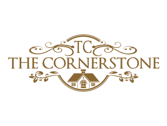 The Cornerstone logo design