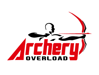 Archery Overload logo design