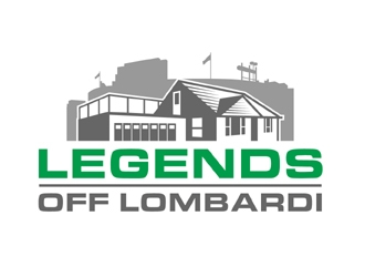 Legends Off Lombardi logo design