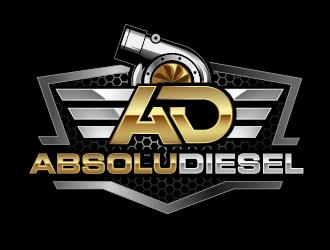 Absoludiesel logo design