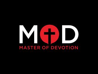 Master of Devotion (MOD) logo design
