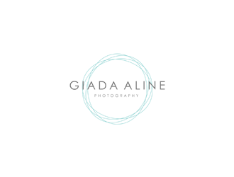 Giada Aline Photography logo design
