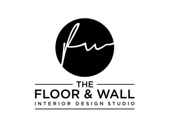 The Floor & Wall logo design