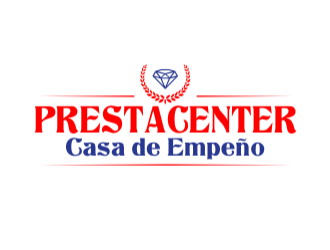 Presta Center Casa de Empeño logo design