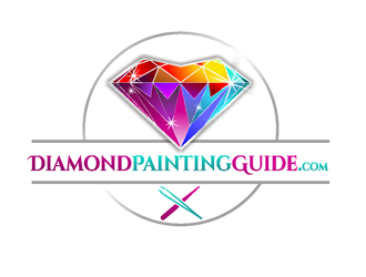 DiamondPaintingGuide.com logo design