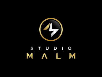 Studio Malm logo design