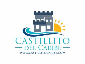 Castillito del Caribe logo design