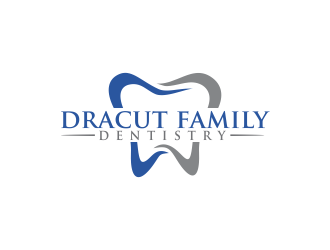 Dracut Family Dentistry logo design