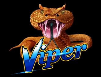 VIPER logo design