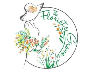 The Florist's Grove logo design