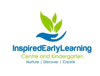 Inspired Early Learning Centre and Kindergarten logo design