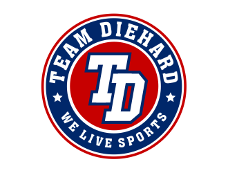 Team Diehard logo design