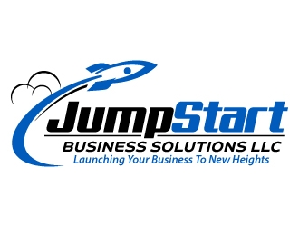 JumpStart Business Solutions LLC logo design