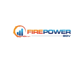 FirePower Gov logo design