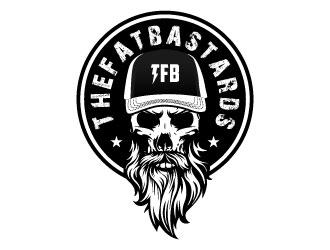 Thefatbastards logo design