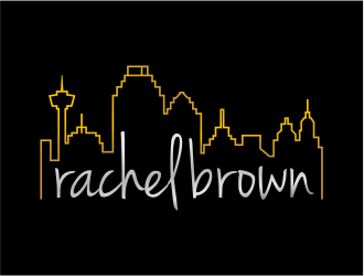 Rachel Brown  logo design