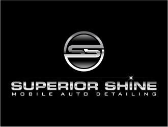Superior Shine logo design