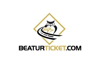 BeatUrTicket.com logo design