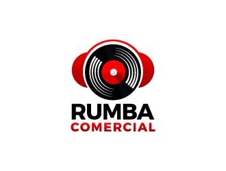 Rumba Comercial logo design