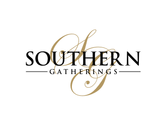 Southern Gatherings logo design