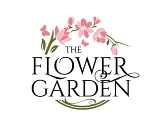 The Flower Garden logo design - 48hourslogo.com
