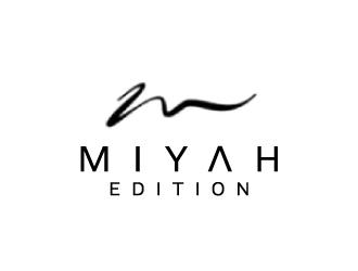 Miyah logo design