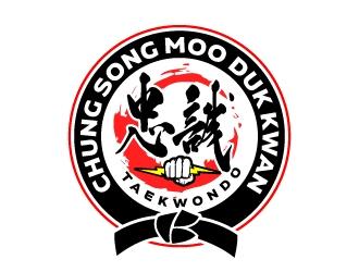 CHUNG SON MOO DUK KWAN logo design