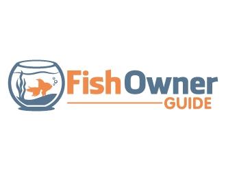 Fish Owner Guide logo design