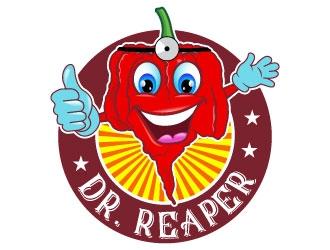Dr. Reaper logo design