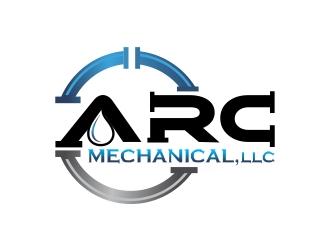 ARC Mechanical, LLC  logo design