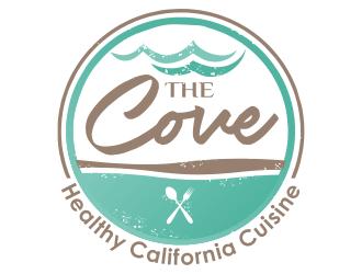 The Cove logo design