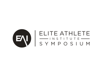Elite Athlete Symposium logo design