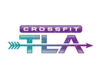 CrossFit TLA logo design