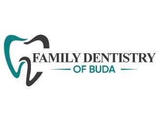 FAMILY DENTISTRY OF BUDA logo design